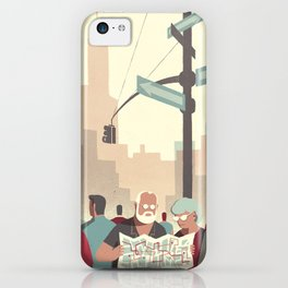 Day Trippers #2 - Lost iPhone Case