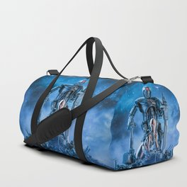 The Quantum Warrior Duffle Bag