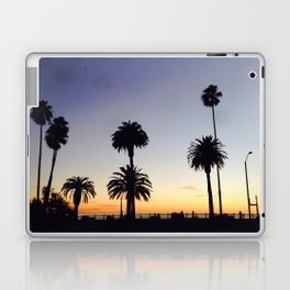 Palm Trees at Sunset Laptop & iPad Skin