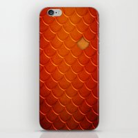 smaug iPhone & iPod Skins featuring Smaug by sevillaseas