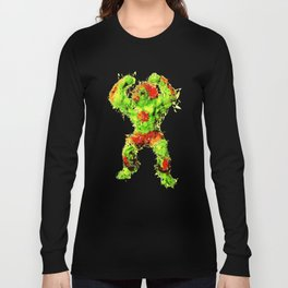 Street Fighter II - Blanka Long Sleeve T-shirt