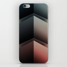 Color Cube iPhone & iPod Skin