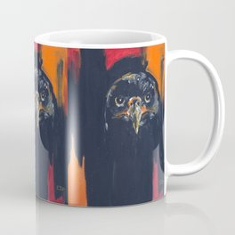 First Flight (Immature Bald Eagle) Coffee Mug
