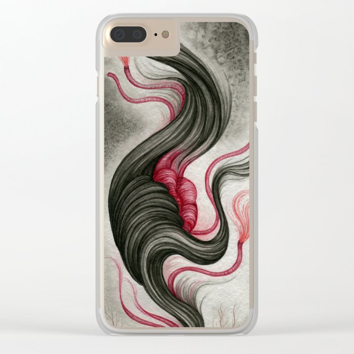 Thrive Clear iPhone Case