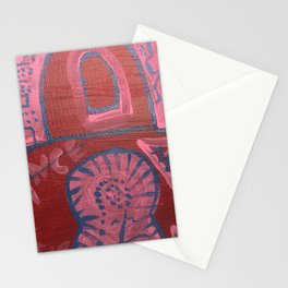 City On Lock Stationery Cards
