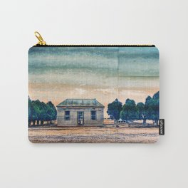Hard Times On The Farm Carry-All Pouch