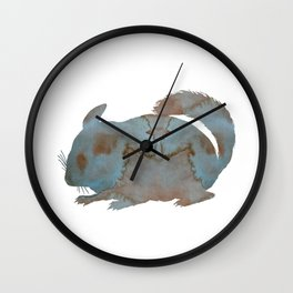 Chinchilla Wall Clock