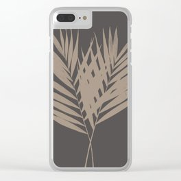Palm Leaves #7 #foliage #decor #art #society6 Clear iPhone Case