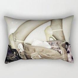 The Grind Rectangular Pillow