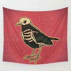 Dead Bird Wall Tapestry