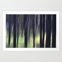 Light in the Darkness Art Print
