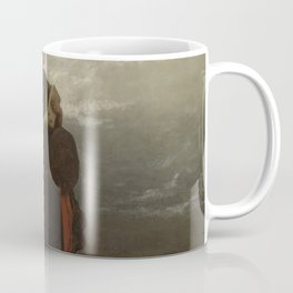 The Girl I Left Behind Me by Eastman Johnson. For art lovers. Coffee Mug