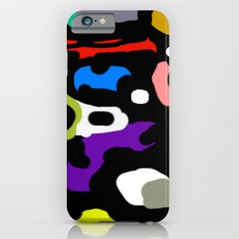 Abstract Design No.732 iPhone Case