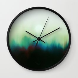 South West Wall Clock