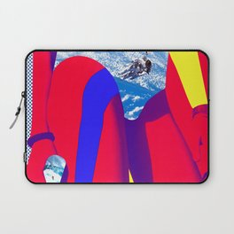 Space Woman Laptop Sleeve