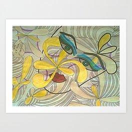 SOL 28 Art Print