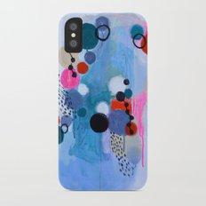 Impromptu No.3 iPhone X Slim Case