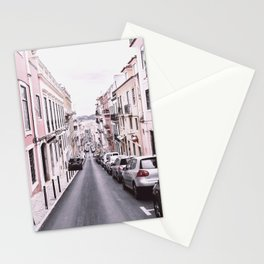 Pink Home Stationery Cards