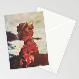 Embracing Autumn Stationery Cards