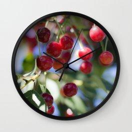 Kirschen Wall Clock