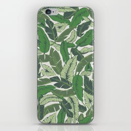 Savusavu Tropical Print iPhone Skin