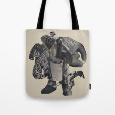 Do The Sprawl Tote Bag