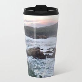 Last Light on the Bluffs Travel Mug