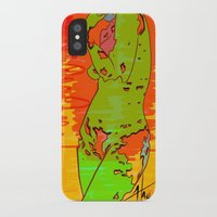 transparent iPhone & iPod Cases featuring Transparent by Hannah  Aryee