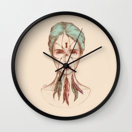 Dreamkeeper Wall Clock