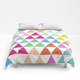 Geometric Pattern IV Comforters