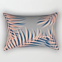 Palms Vision II #society6 #decor #buyart Rectangular Pillow