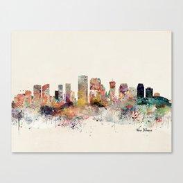 new orleans skyline Canvas Print