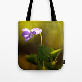 Solo Forest Viola Shiny #decor #society6 Tote Bag