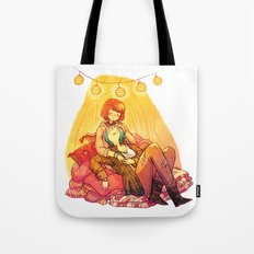 Blanket Fort - Pricefield Tote Bag