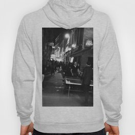 Golden triangle night life - Bordeaux Hoody