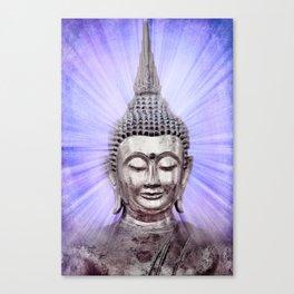 Inspiration violet Canvas Print