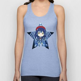 Love Live! - Umi Sonoda (chibi edit) Unisex Tank Top