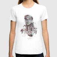 blade runner T-shirts featuring Blade Runner by Duke Dastardly