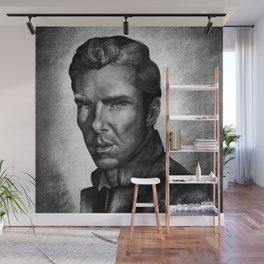FanArt Benedict Cumberbatch by IlyArtDesign Wall Mural
