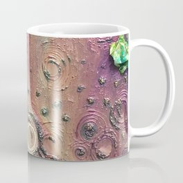 Accretion, drink from the empyrean elixir littered with chimeric loam Coffee Mug