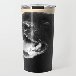 Labrador Happy Travel Mug
