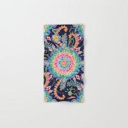 Color Celebration Mandala Hand & Bath Towel