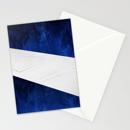 Modern Abstract No3 Stationery Cards