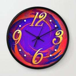 Party Clock Wall Clock
