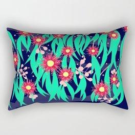 Night-time in the Australian Bush Rectangular Pillow