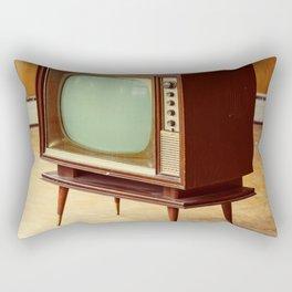 Vintage Viewing Rectangular Pillow