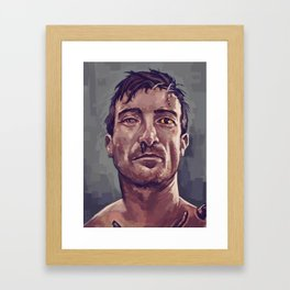 District 9  Framed Art Print