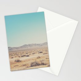 in the distance ... Stationery Cards