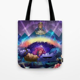 A duel for the glory Tote Bag