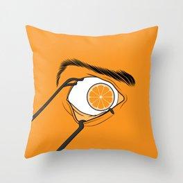 Ludovico Technique Throw Pillow